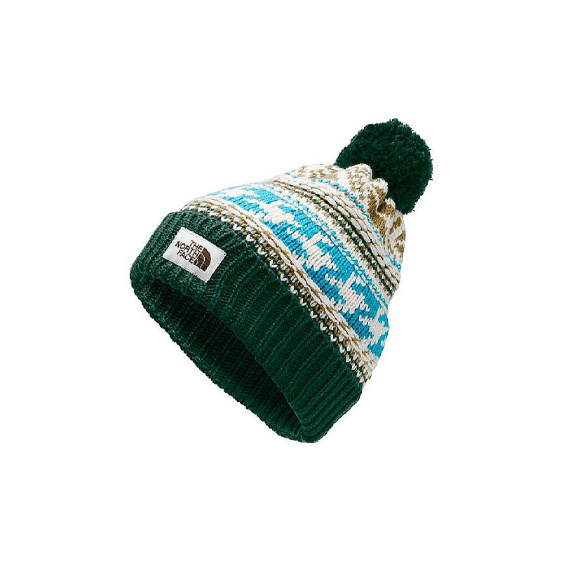 The North Face Fair Isle Beanie NF0A3FGJ 5b5f8f9665f9