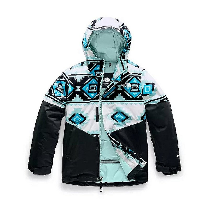 The North Face Girls' Brianna Insulated Jacket NF0A3CV3 (The North Face)