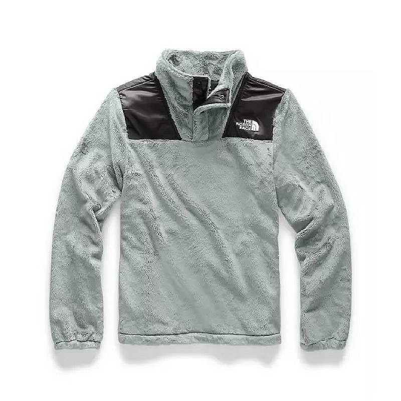 The North Face Girls' Oso 1/4 Snap Pullover Fleece NF0A3Y7B (The North Face)