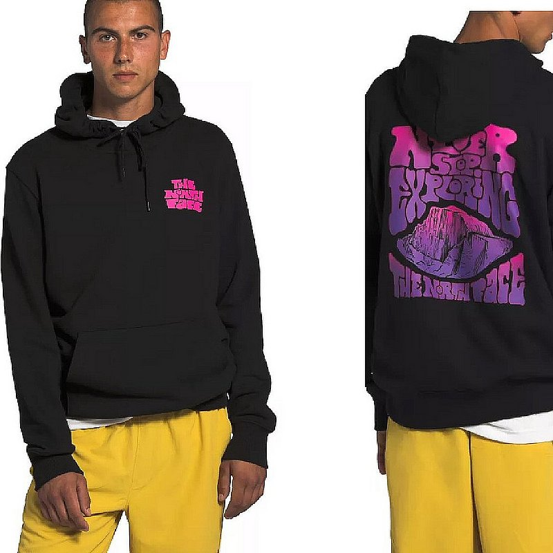 The North Face Men�' Logo Haze Pullover Hoodie NF0A4N6F (The North Face)