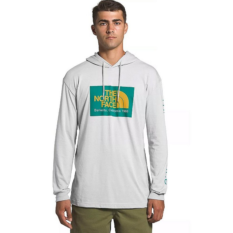 The North Face Men's 66 California Tri-Blend Pullover Hoodie NF0A4A9K (The North Face)