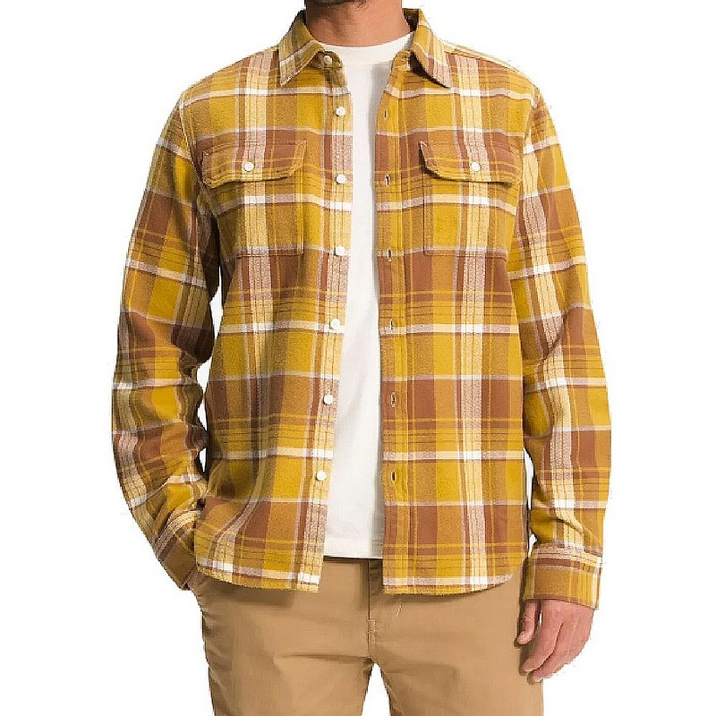 The North Face Men's Arroyo Flannel Shirt NF0A4QPJ (The North Face)