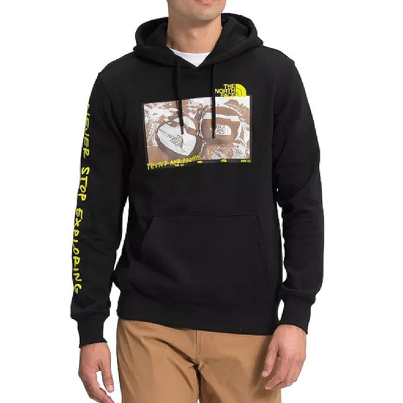 The North Face Men's Base Fall Graphic Hoodie NF0A55TU (The North Face)