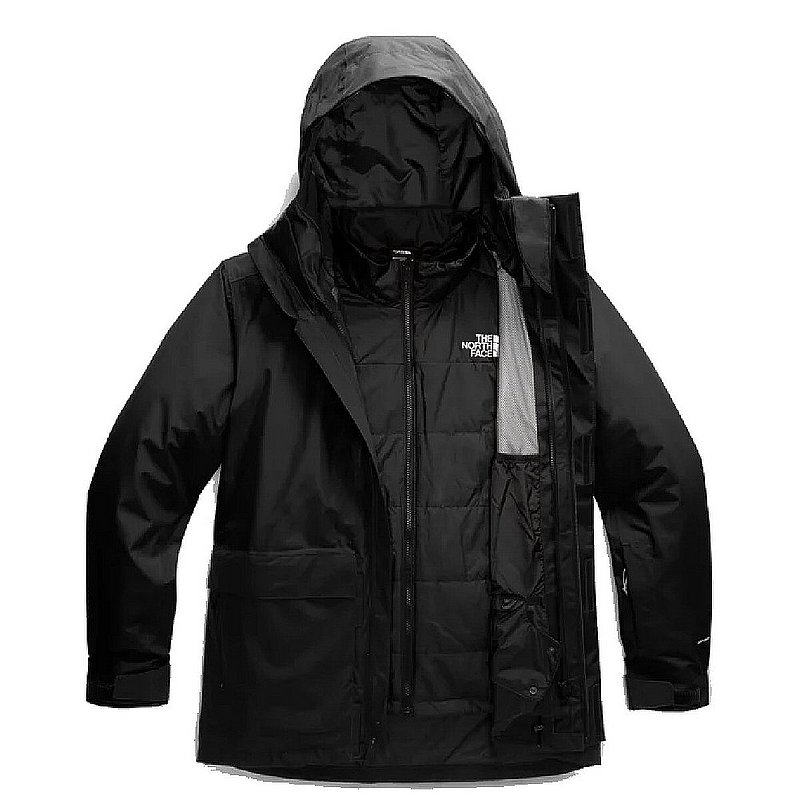The North Face Men's Clement Triclimate Jacket NF0A4QX7 (The North Face)