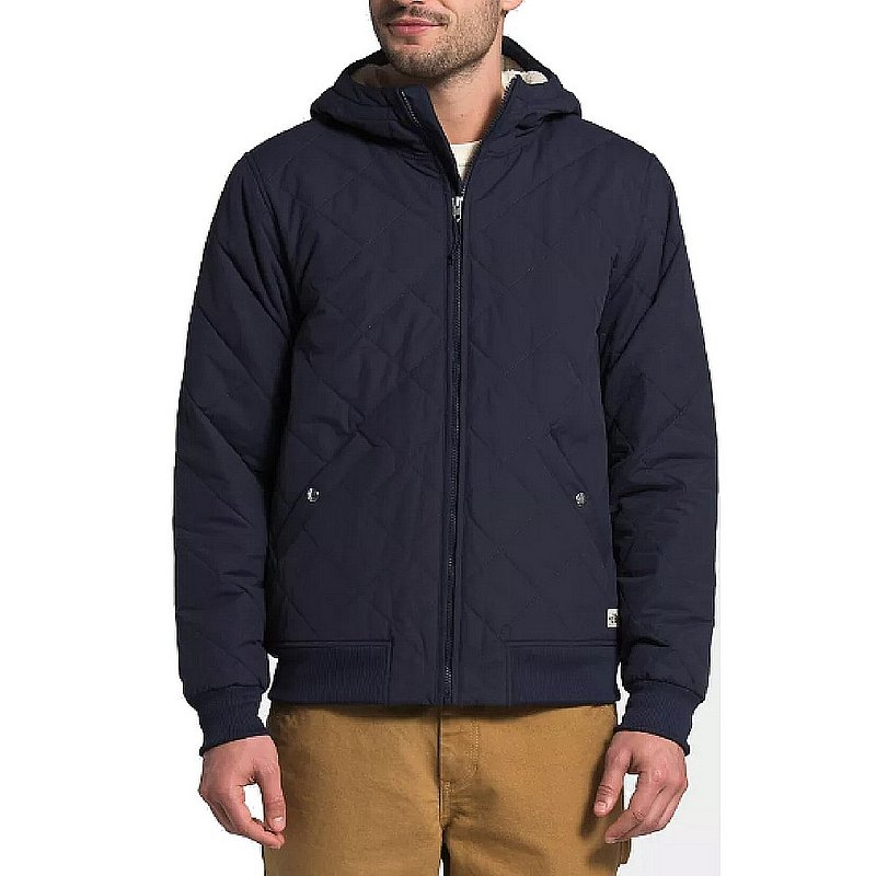 The North Face Men's Cuchillo Insulated Full Zip Hoodie NF0A4QZO (The North Face)