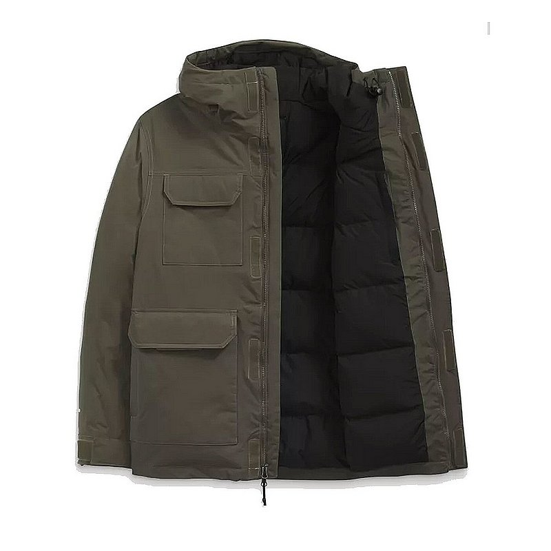 The North Face Men�s Cypress Parka Jacket NF0A5GJX (The North Face)