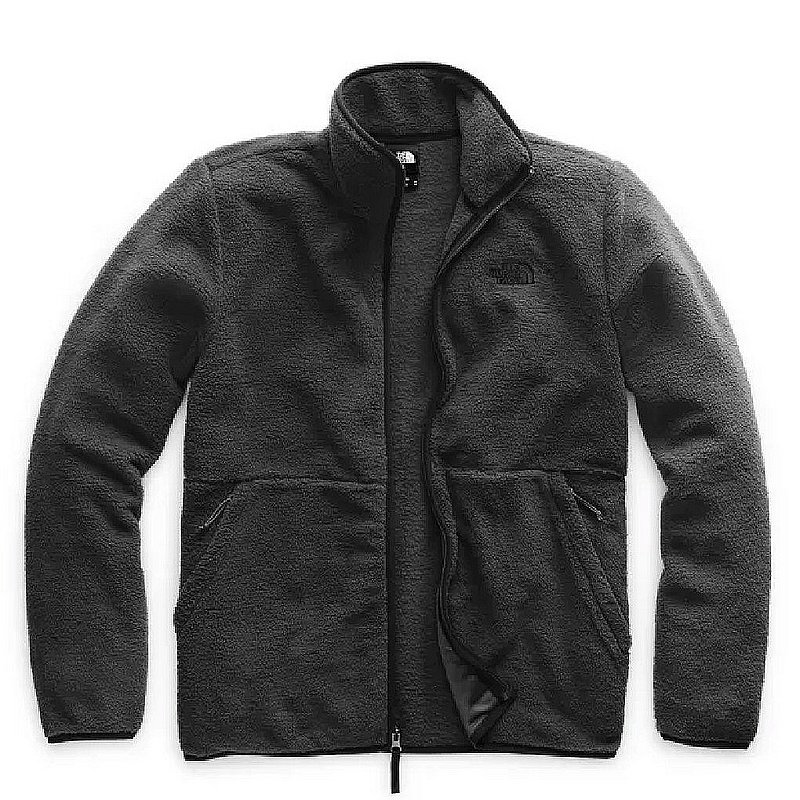 The North Face Men's Dunraven Sherpa Full-Zip Sweatshirt NF0A3YRM (The North Face)