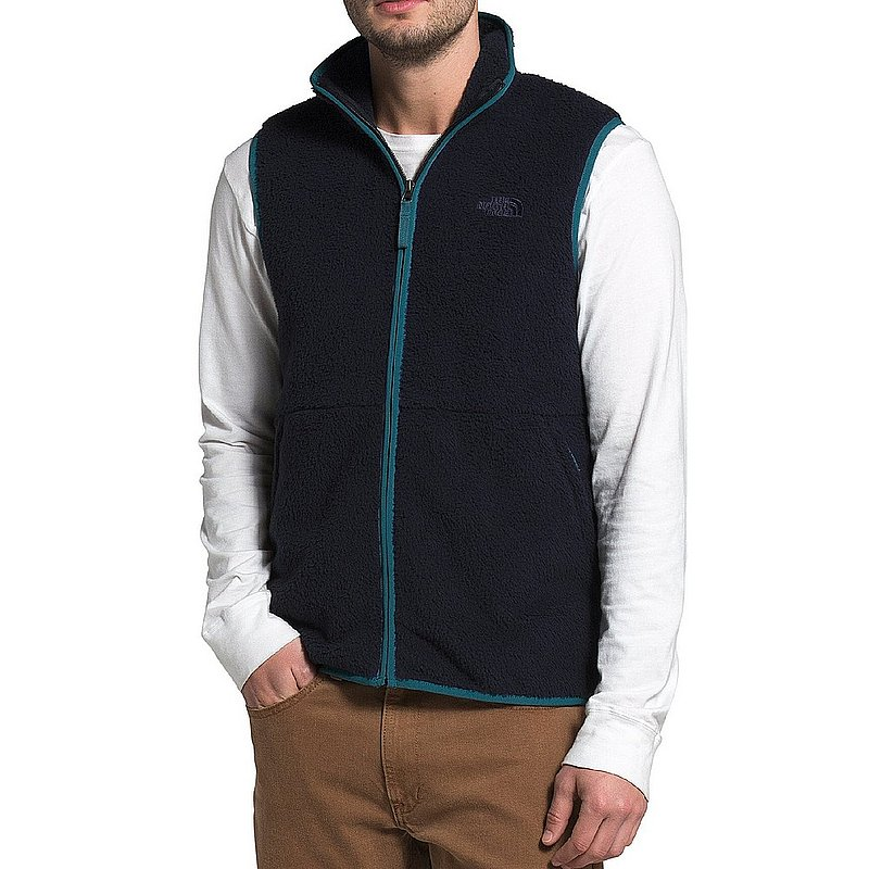 The North Face Men's Dunraven Sherpa Vest NF0A4QZE (The North Face)
