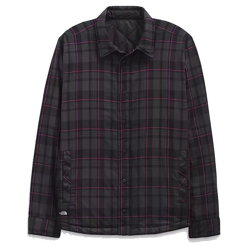 The North Face Men's Fort Point Insulated Flannel Jacket NF0A3LZH (The North Face)