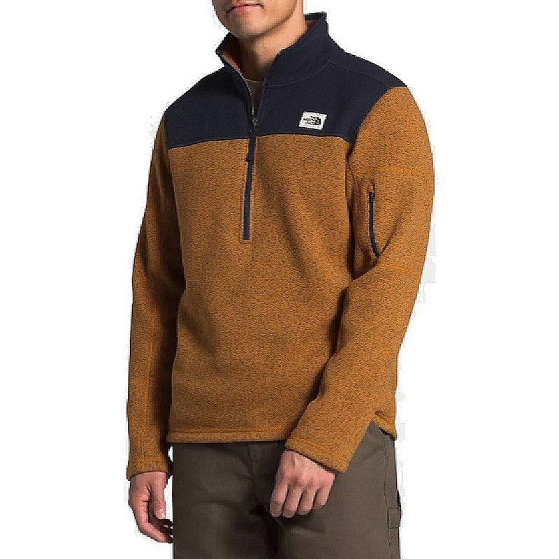 The North Face Men's Gordon Lyons 1/4 Zip Pullover NF0A3YR8 (The North Face)