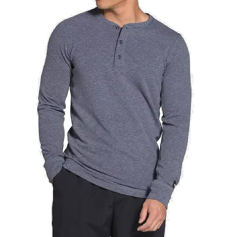 The North Face Men's L/S TNF Terry Henley Shirt NF0A3MGG (The North Face)
