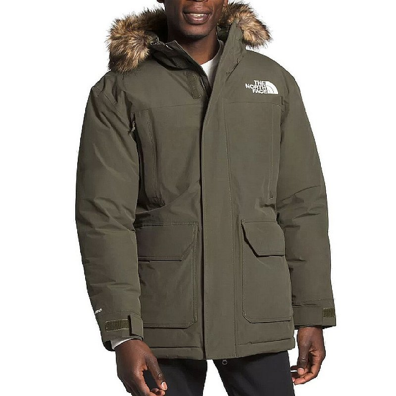 The North Face Men's McMurdo Parka Jacket NF0A4QZT (The North Face)