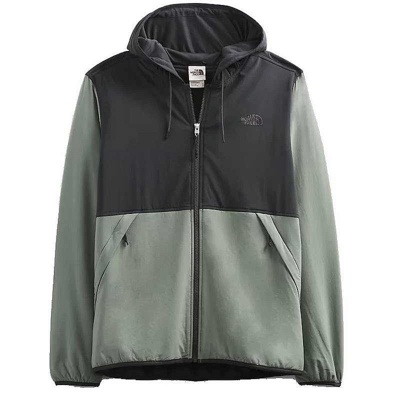 The North Face Men's Mountain Sweatshirt Full Zip Hoodie NF0A4QZD (The North Face)