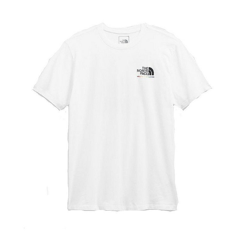 The North Face Men's Pride Short Sleeve Tee Shirt NF0A7R7Z (The North Face)