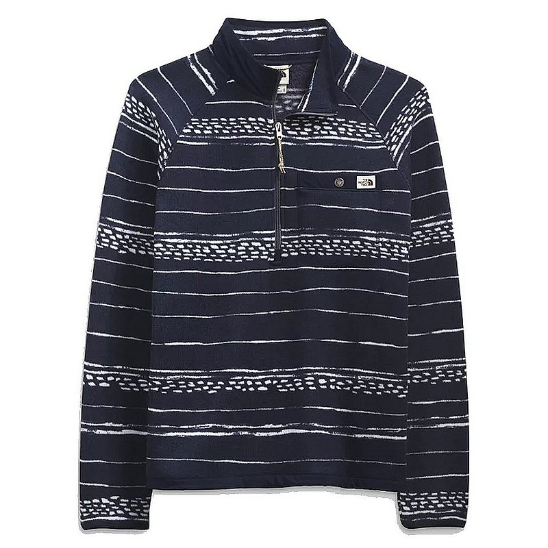 The North Face Men's Printed Gordon Lyons 1/4 Zip NF0A5GL4 (The North Face)