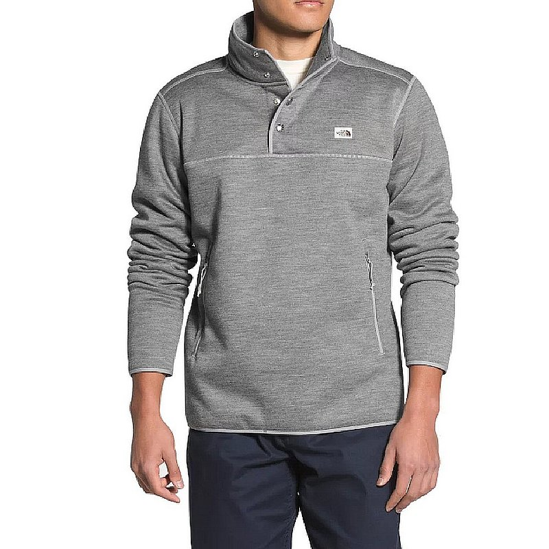 The North Face Men's Sherpa Patrol 1/4 Snap Pullover NF0A4VV4 (The North Face)