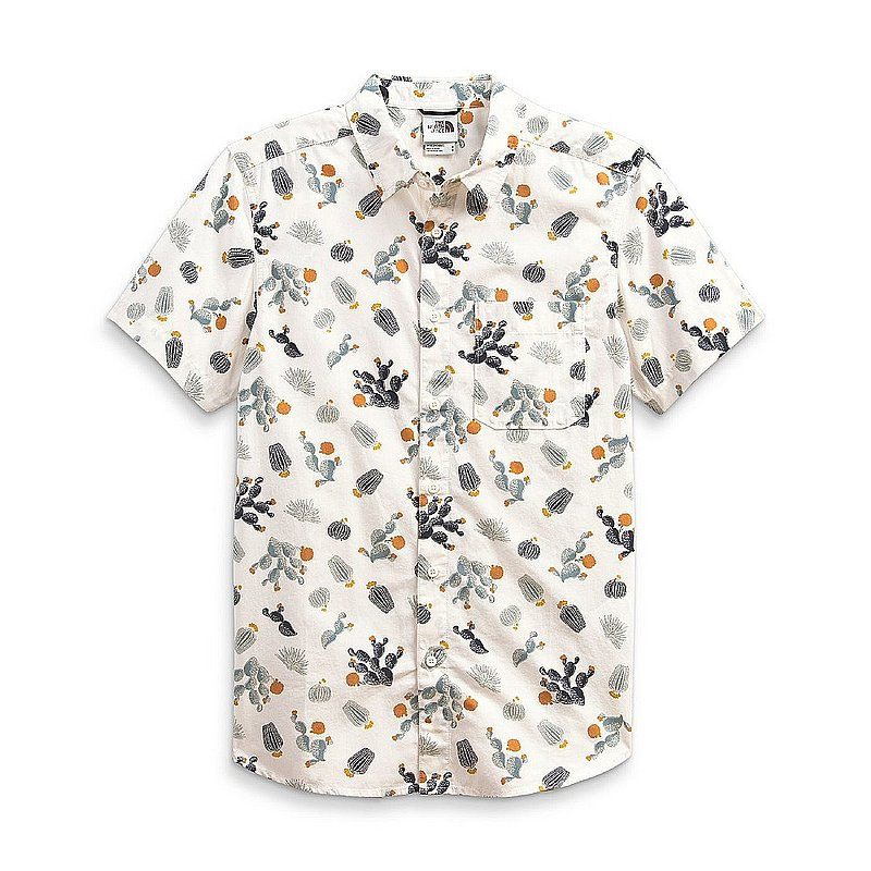 The North Face Men's Short Sleeve Baytrail Pattern Shirt NF0A55ND (The North Face)