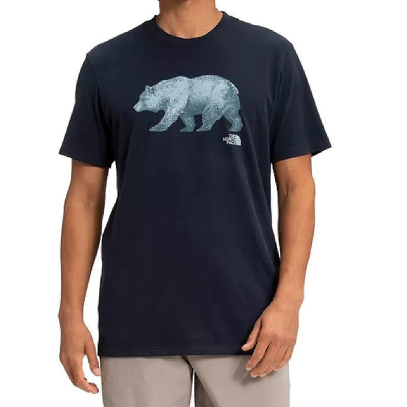 The North Face Men's Short Sleeve Bear Tee Shirt NF0A532Q (The North Face)