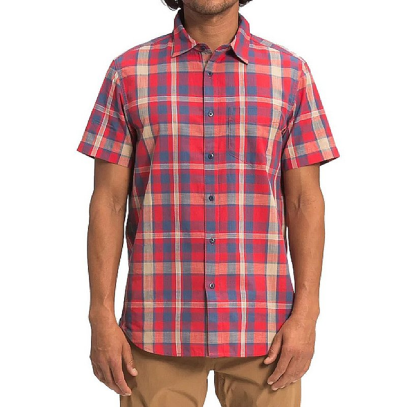 The North Face Men's Short Sleeve Hammetts Shirt II NF0A4CK7 (The North Face)
