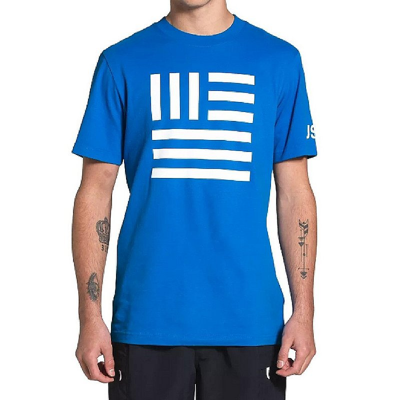 The North Face Men's Short Sleeve IC 1 Tee Shirt NF0A4M4X (The North Face)