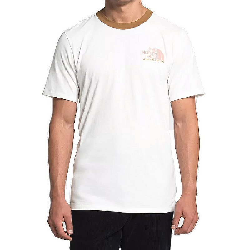 The North Face Men's Short Sleeve Rogue Graphic Tee Shirt NF0A4756 (The North Face)