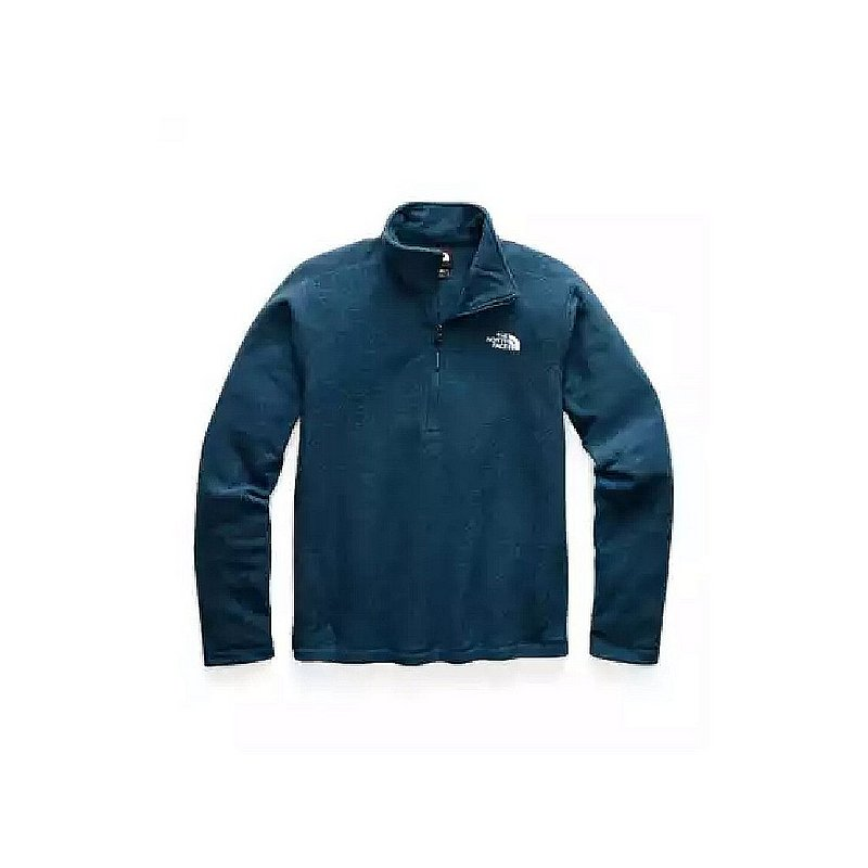The North Face Men's Textured Cap Rock 1/4 Zip Fleece NF0A3YR1 (The North Face)