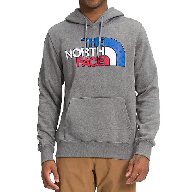 The North Face Men's Usa Box Pullover Hoodie NF0A532E (The North Face)