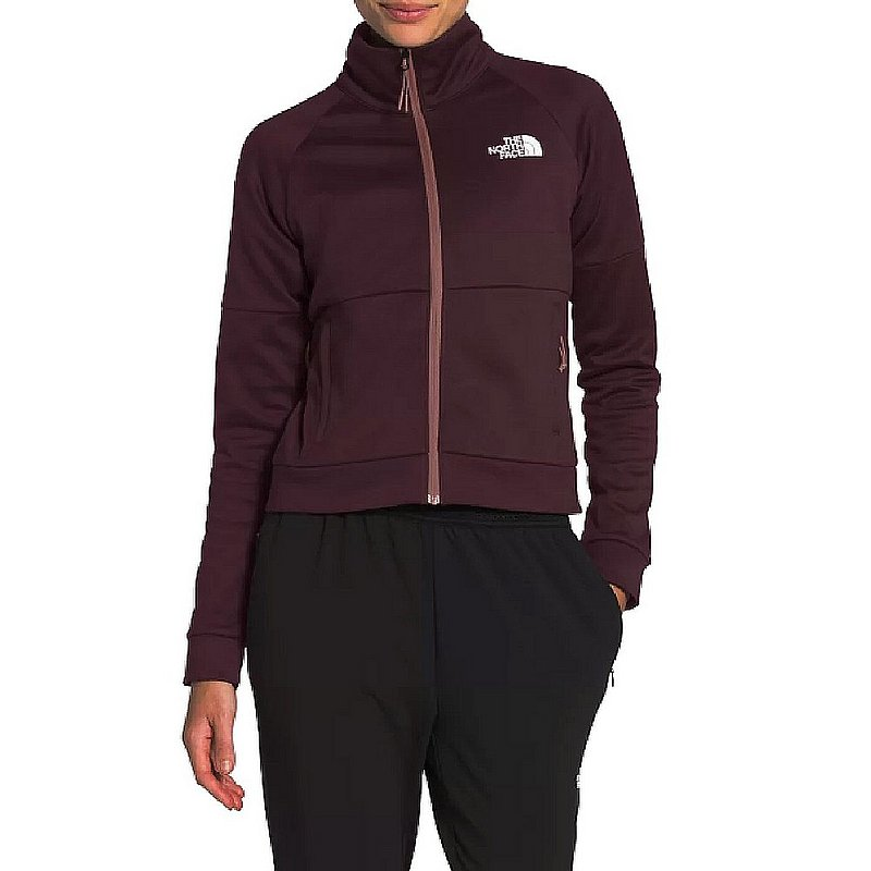 The North Face Women's AT Fleece Full Zip Jacket NF0A4R1Y (The North Face)