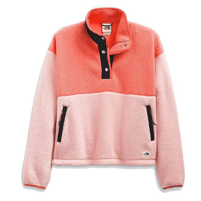 The North Face Women�s Cragmont Fleece 1/4 Snap NF0A5J1R (The North Face)