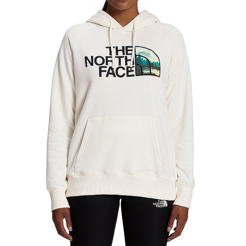 The North Face Women's Half Dome Pullover Hoodie NF0A4M4M (The North Face)
