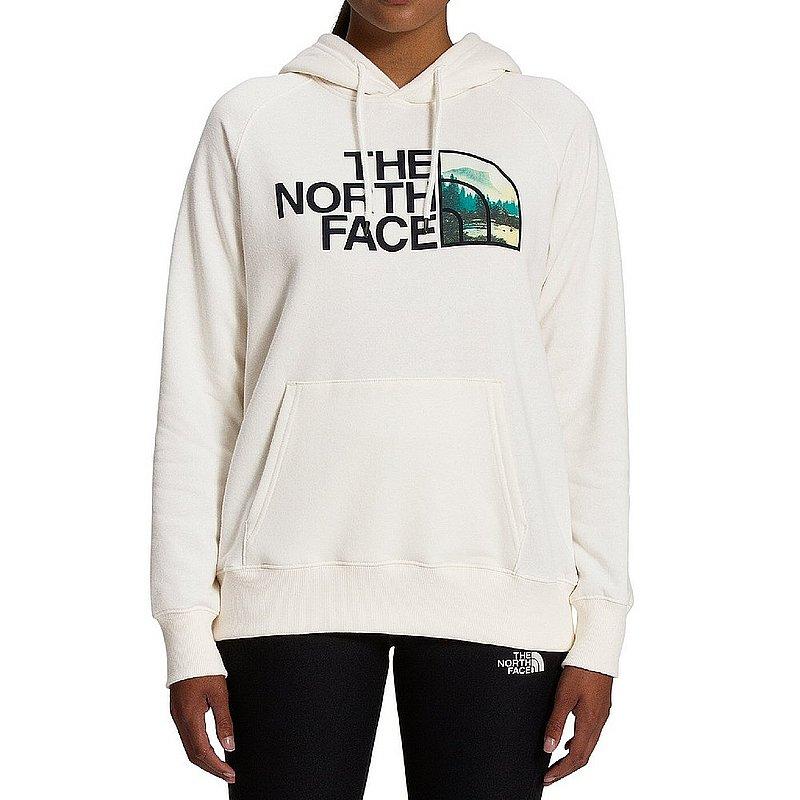Women's Half Dome Pullover Hoodie