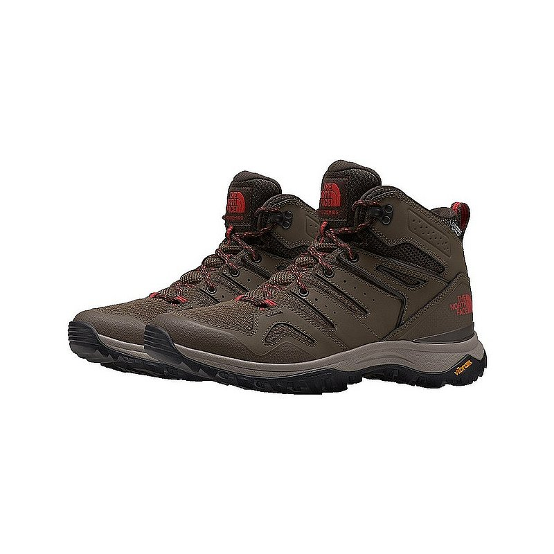 The North Face Women's Hedgehog Fastpack II Mid WP Shoes NF0A46AO (The North Face)