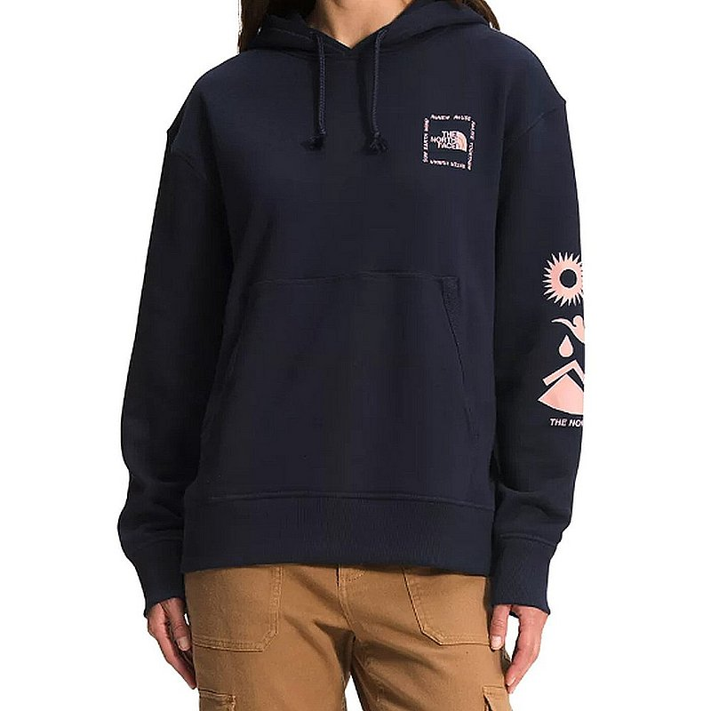 The North Face Women's Himalayan Bottle Source Pullover Hoodie NF0A5A8V (The North Face)