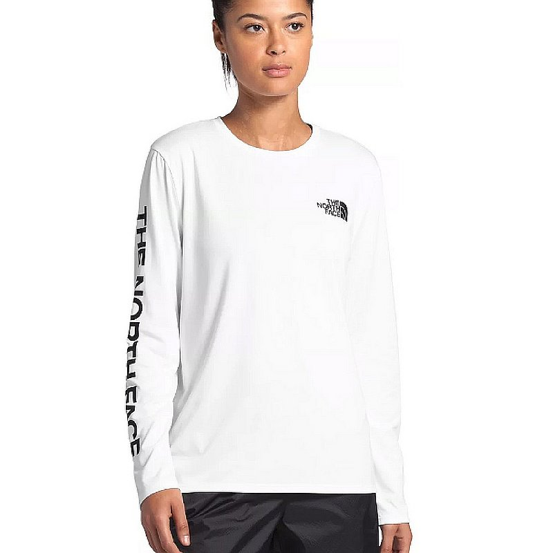 The North Face Women's Long Sleeve Reaxion Tee Shirt NF0A4AUR (The North Face)