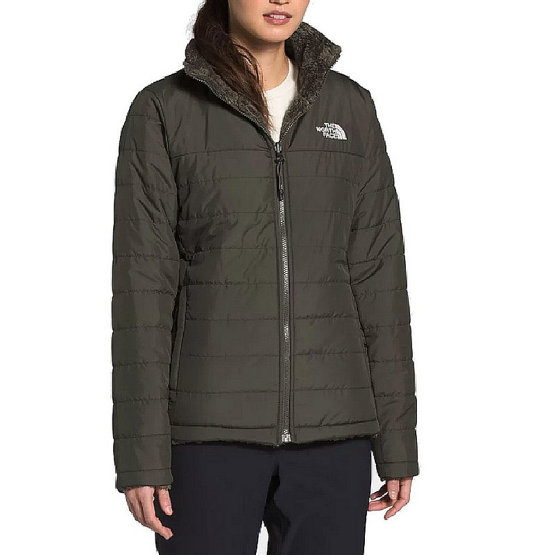 The North Face Women's Mossbud Insulated Reversible Jacket NF0A4R3E (The North Face)
