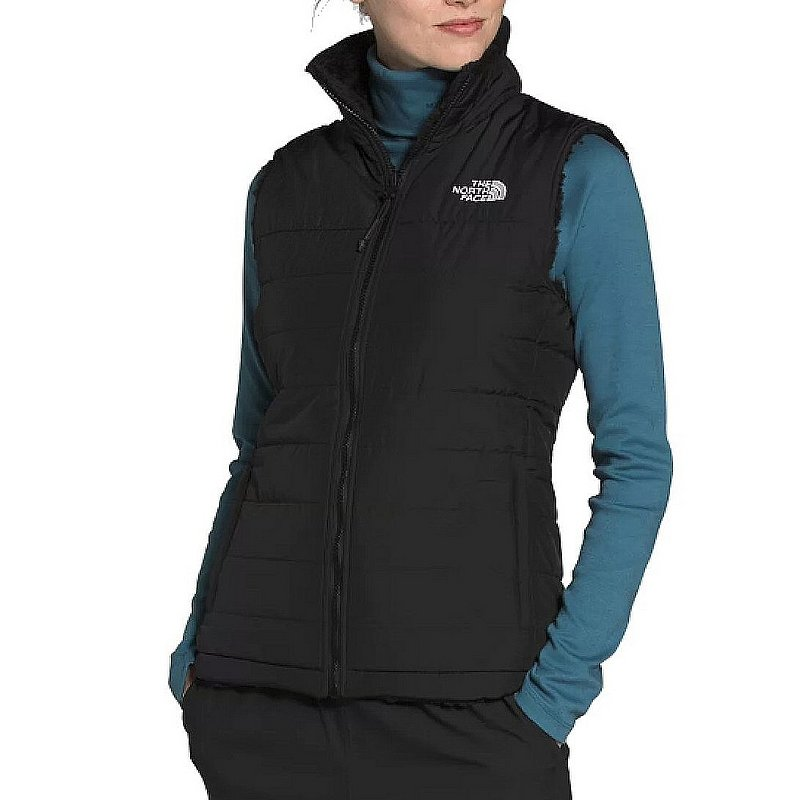 The North Face Women's Mossbud Insulated Reversible Vest NF0A4R3G (The North Face)