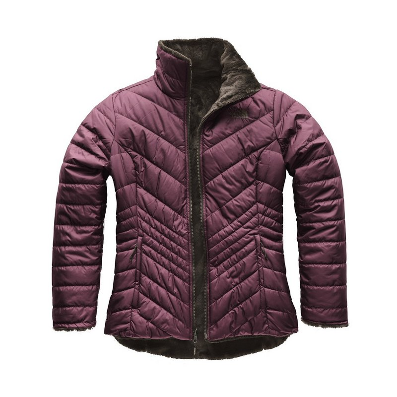 The North Face Women's Mossbud Swirl Reversible Jacket NF0A3MER (The North Face)