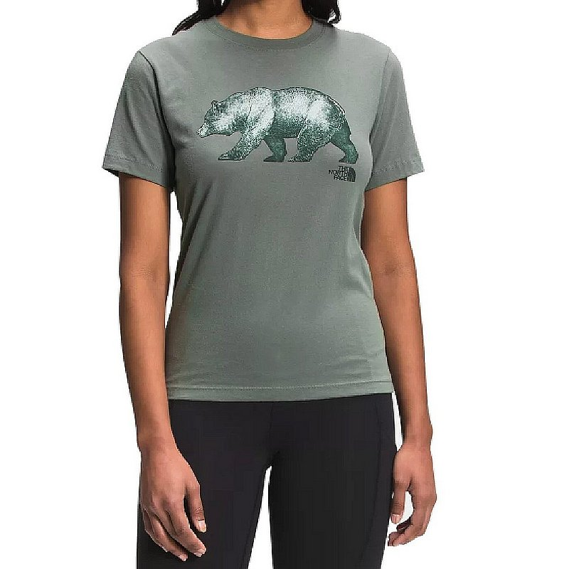 The North Face Women�s S/S TNF Bear Tee Shirt NF0A534B (The North Face)