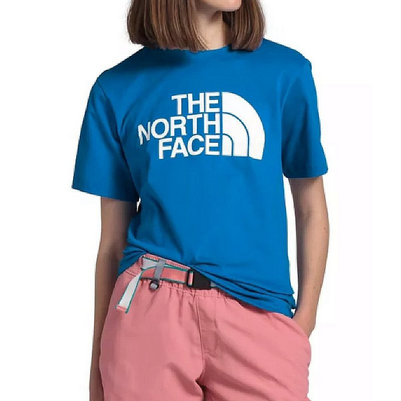 The North Face Women's Short Sleeve Half Dome Cotton Tee Shirt NF0A4M4S (The North Face)