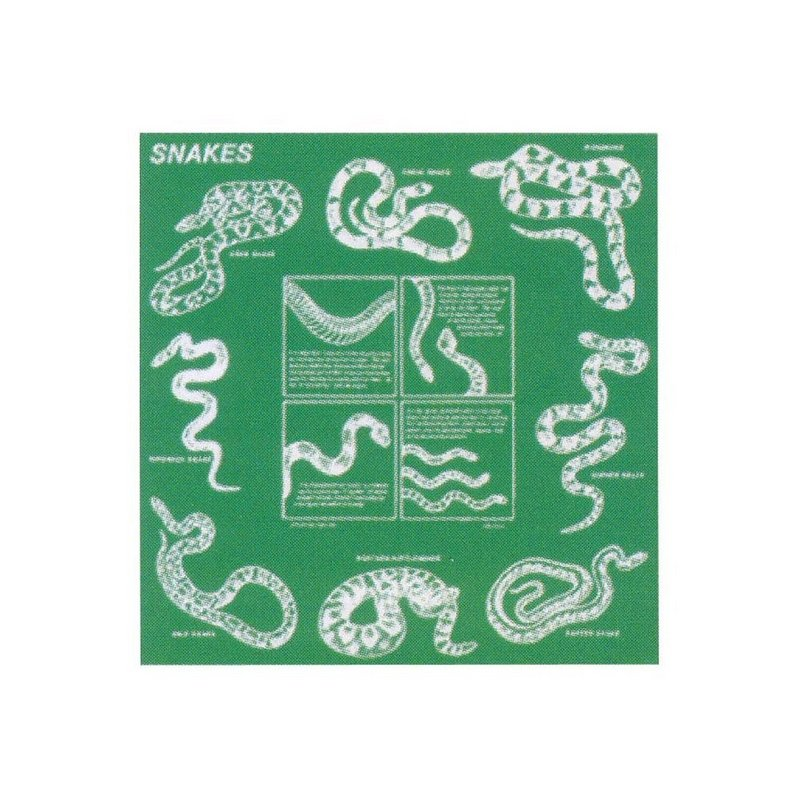 The Printed Image Snakes Bandana 104113 (The Printed Image)