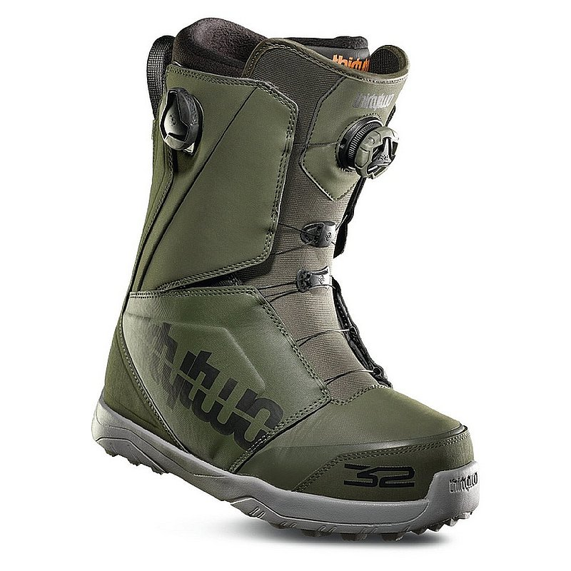 Thirtytwo Sole Technology Men's Lashed Double Boa Snowboard Boots 8105000315 (Thirtytwo Sole Technology)