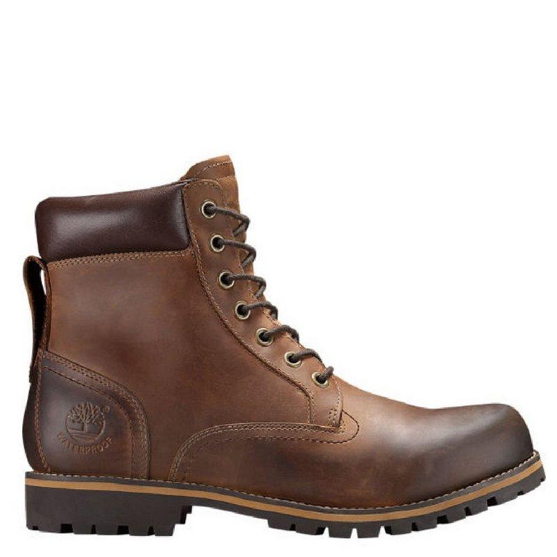 Timberland Company Men's Rugged 6-Inch Waterproof Boots TB074134210 (Timberland Company)