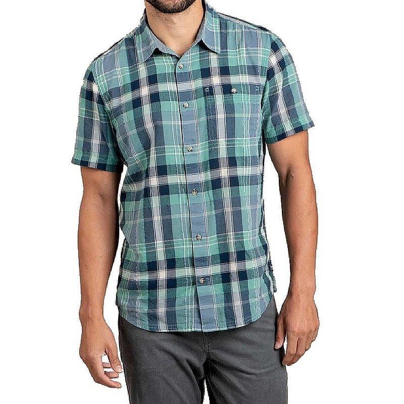 Toad & Co Men's Cuba Libre Short Sleeve Shirt T2002012 (Toad & Co)