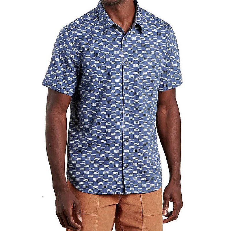 Toad & Co Men's Fletch Short Sleeve Shirt T2002010 (Toad & Co)