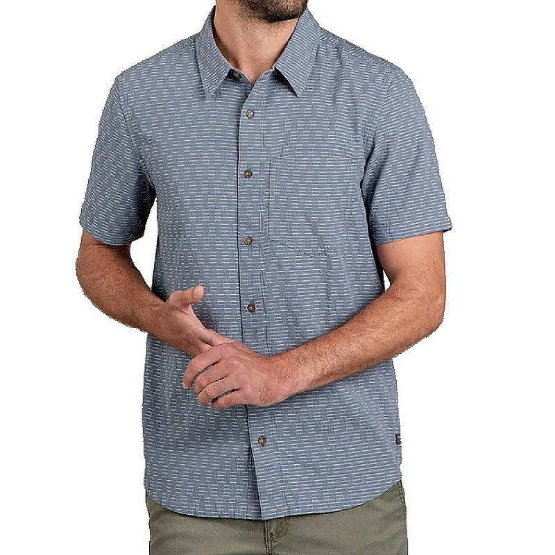 Toad & Co Men's Harris Short Sleeve Shirt T2002101 (Toad & Co)