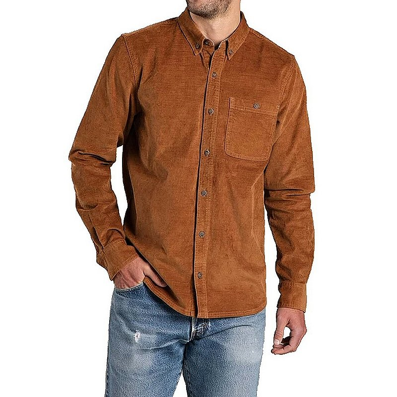 Toad & Co Men's Karuna Cord Shirt T2241100 (Toad & Co)