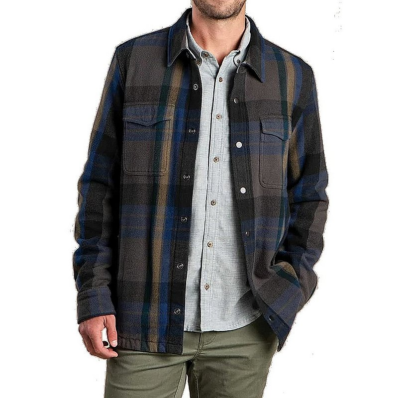 Toad & Co Men's Mojac Dos Shirt Jacket T2241916 (Toad & Co)