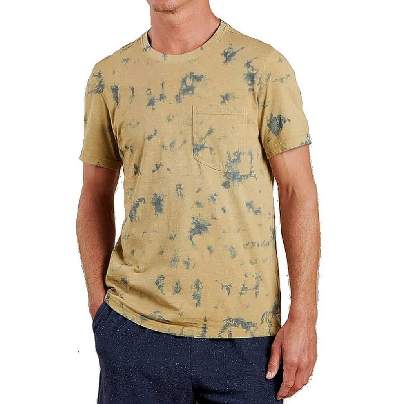 Toad & Co Men's Primo Short Sleeve Crew Shirt T2001901 (Toad & Co)