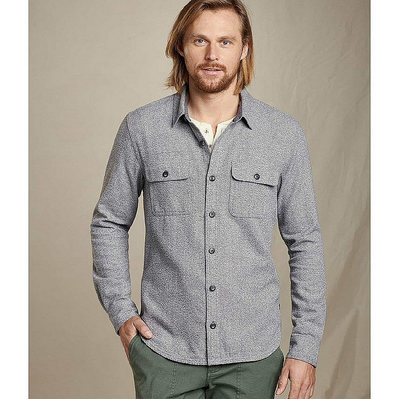 Toad & Co Men's Ranchero Long Sleeve Shirt T2241907 (Toad & Co)