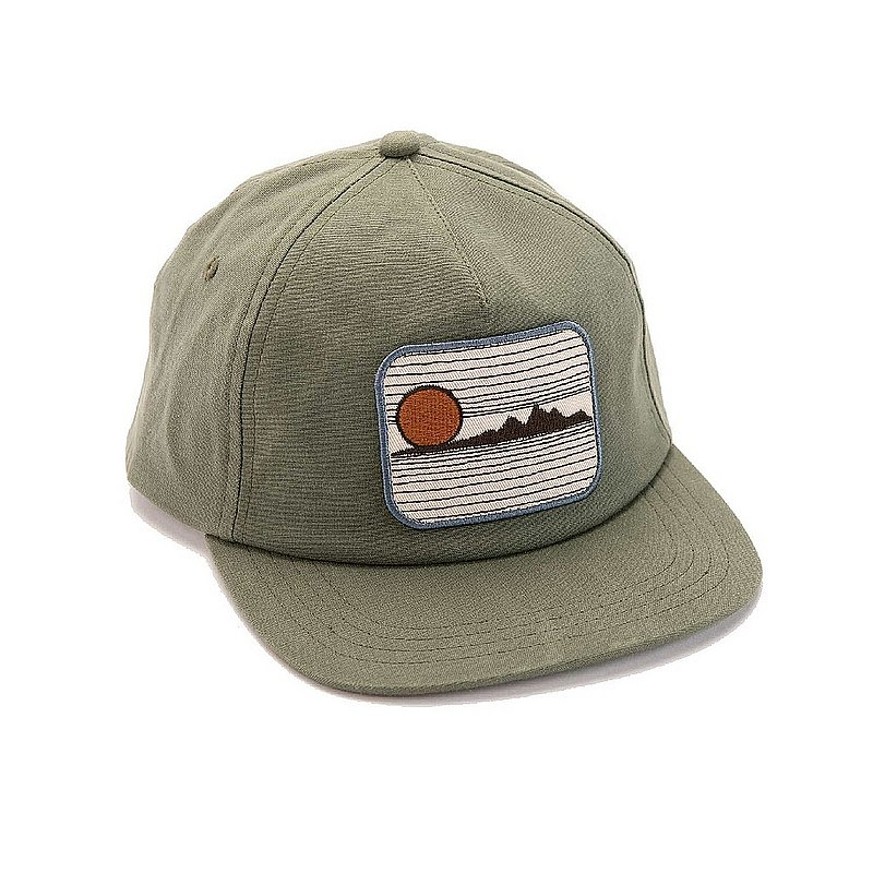 Toad & Co Strata Patch Hat T1202009 (Toad & Co)
